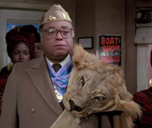 James Earl Jones Coming to America