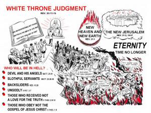 Great White Throne (final judgement)