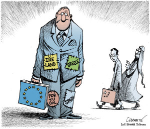 Poor Europe by Patrick Chappatte, The International Herald Tribune ...