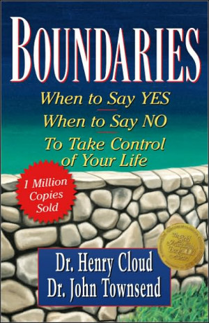 Boundaries by Dr. Henry Cloud , Dr. John Townsend