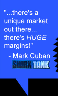 Shark Tank photo booth quote