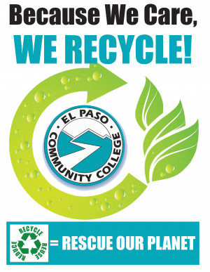 The EPCC Recycling Program is part of the Physical Plant Department ...