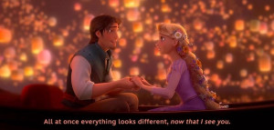 ... , Scene, Favorite Movie, Romantic Moments, Rapunzel, Disney Movie