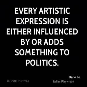 Dario Fo Quotes