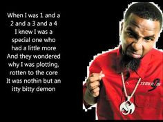 Tech N9ne-Demons Lyrics More