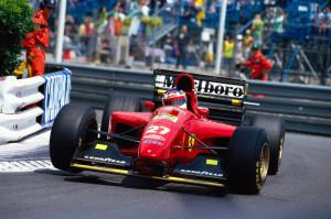 Jean Alesi Monaco History