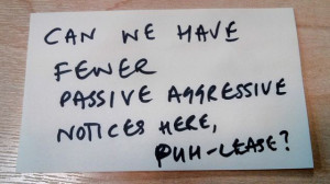 Office Wars: 10 Anonymous Notes To Hated Co-Workers