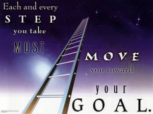 Each and Every Step You Take Must....
