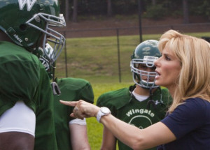 Both Funny and Inspiring The Blind Side Movie Quotes