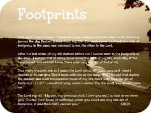 Children and It: Footprints #S2S2D