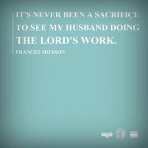 Frances Monson