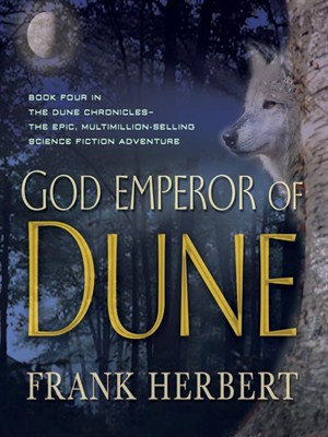 God Emperor Of Dune Audiobook Click this cover for a(n) audiobook ...