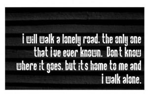 Green Day - Boulevard of Broken Dreams - song lyricsLyrics Quotes ...