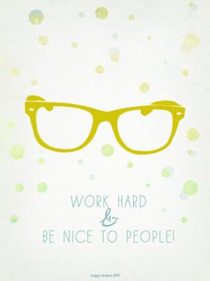 Work hard ⭐