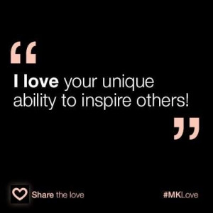 unique ability to inspire others!