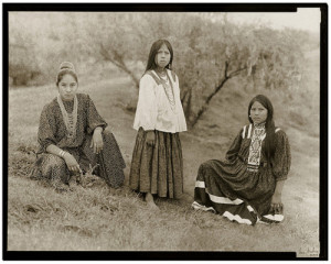 ... -and-proud: 3 Young Apache Girls: Carrie,... - Native American Pride
