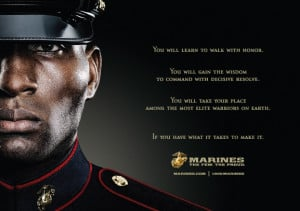 Marine Corps to Focus on Shorter Recruits Who Like Bread and Butter