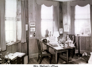 In 1935, Paul Mellon married Mary Conover Brown and the couple, who ...