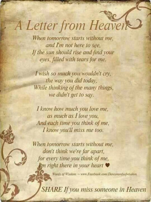 ... loss of her Jordyn.: Heart, I Miss You, Inspiration, Poems, Quotes, A