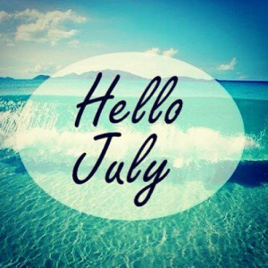 Description: hello july, summer, holiday, beach, see, tanning, girl ...