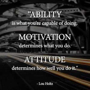 Lou Holtz Inspiration And Motivational Life Quotes And Sayings