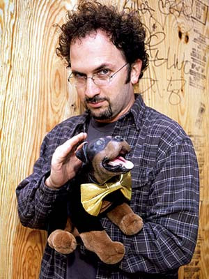Robert Smigel and Triumph, the Insult Dog