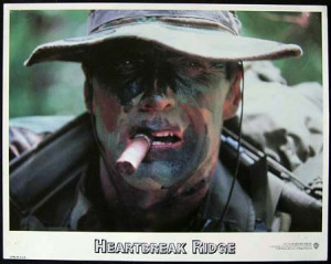 Clint Eastwood Heartbreak Ridge Quotes