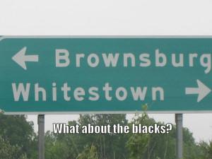Racist Sign random