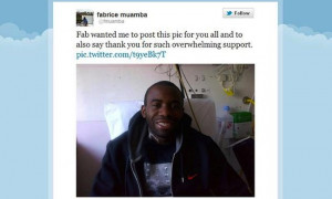fabrice muamba quotes i ve lived most people s dream by playing ...
