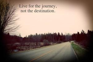quotation quotations quote quotes typography road journey destination ...