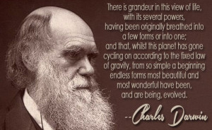 Charles Darwin Quotes On God Charles darwin quote