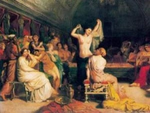 prostitution ancient rome