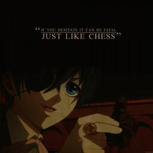 Anime Black Butler Quotes