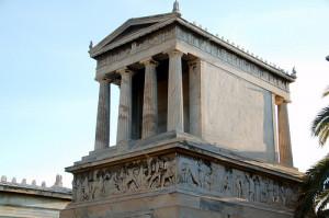 Heinrich Schliemann's tomb