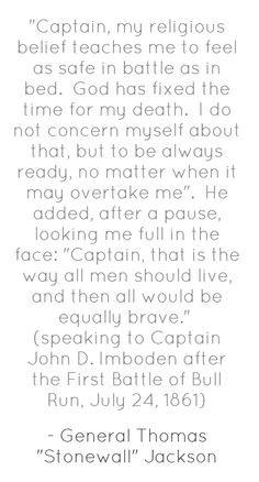 general stonewall jackson stonewall jackson quotes favorit quot