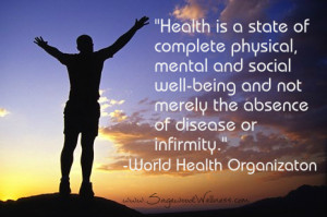 Health-Wellness-Quotes-WHO-Definition-of-Health-Sagewood-Wellness ...
