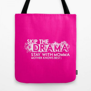 mother knows best.. funny tangled quote.. mother gothel Tote Bag by ...