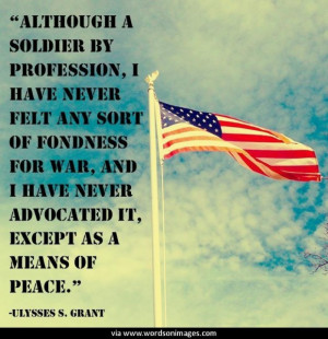 Quotes by ulysses s. grant