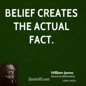 William James Inspirational Quotes