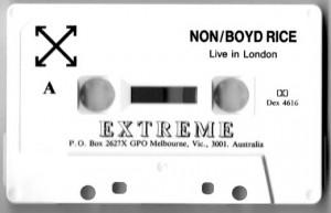 Stolen Cassette Deck Karma Goes Around, Comes Around