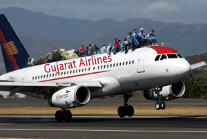 picture of funny gujarat airlines – funny plane photo