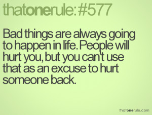 When Others Hurt You Quotes