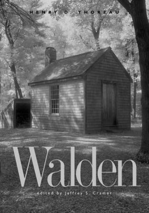Walden written by Henry David Thoreau