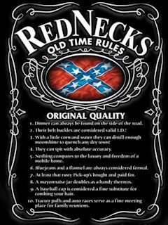 Download Redneck Rules wallpapers to your cell phone - hillbilly240