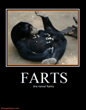 farts funny motivational animals