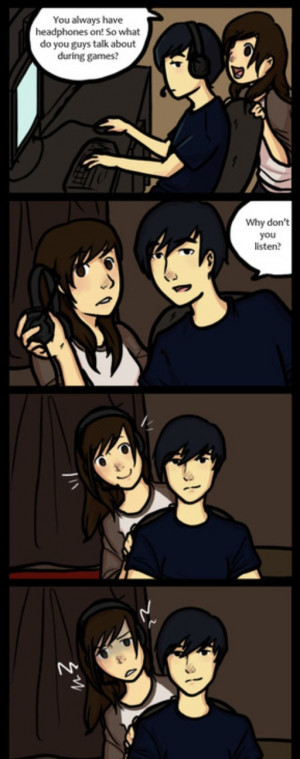 Gamer Boyfriends Be Like [20 Pics]