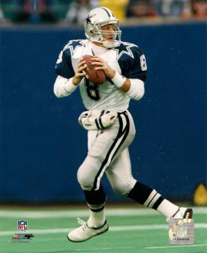 Troy Aikman Dallas Cowboys 8