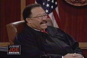 Judge Joe Brown, Judge Joe Brown