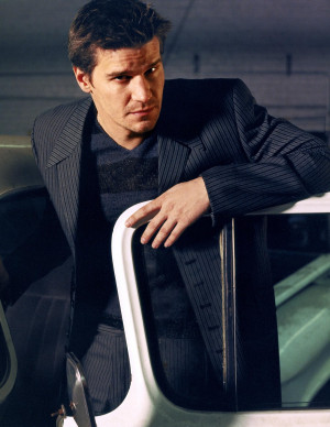 david boreanaz batman