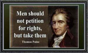 Thomas Paine And The Theory Of Natural Rights